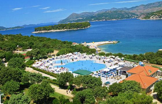 Valamar Club Dubrovnik Croatia Family Hotel In Dubrovnik